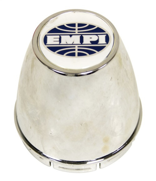 10-1099-0 CHROME PLASTIC CAP FOR EMPI SMOOTHIE WHEEL, EA