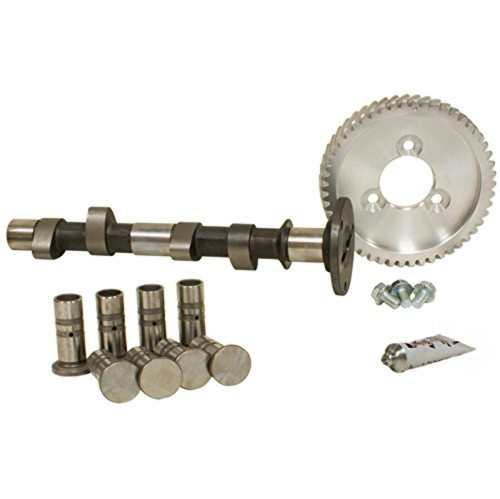 """EMPI VW BUG PERFORMANCE CAM 110 KIT,.430"""" LIFT WITH 21-4300 LIFTERS AND GEAR"""