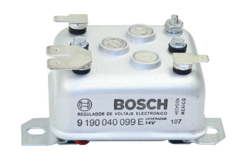 30-019 BOSCH 12V Voltage Regulator Generator, Fits VW TYPE1 BUG TYPE2 BUS TYPE3 GHIA