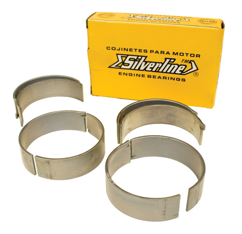 "98-1586-S SILVERLINE ROD BEARING SET, .75mm (.030"") UNDERSIZE CRANK, TYPE 4, 2000cc"