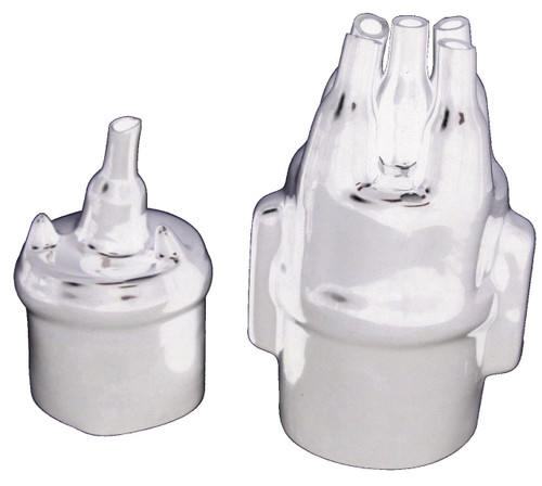 00-9465-0 EMPI VW BUG GHIA SAND RAIL BAJA  009 DISTRIBUTOR WATER PROOF KIT WHITE