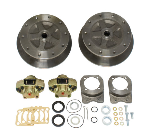 22-2929-F WIDE RR KIT,5/205,FORGE,IRS