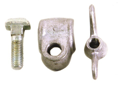 98-8977-B SEAT CLAMP KIT, 3 PCS.