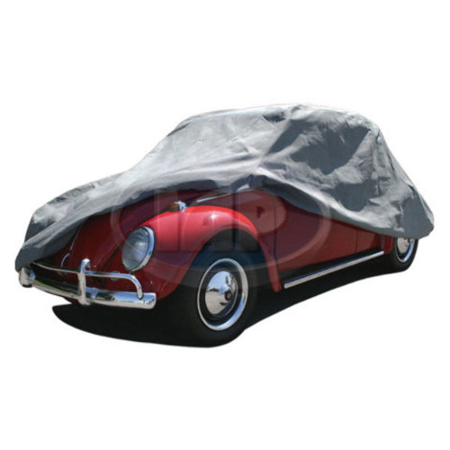 Weather Resistant 3-Layer Fitted Car Cover - Classic VW Type 1 Bug 1950-1979