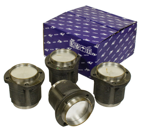 EMPI A&A VW Air Cooled Cast Piston & Cylinder Set, 88mm x 69mm 1700cc Machine-In