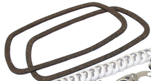 Valve Cover Gaskets, Pair, Cork , Stock Style, Fits VW Classic Bug Air-Cooled 1200-1600cc