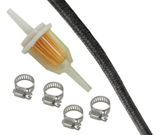 Fuel Filter Kit, Compatible with VW 1949-74 Bug/Beetle/Ghia/Bus, Type-1-2-3