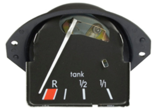 98-8722-B Fuel Level Gauge, VW Type 1 Beetle 1968-1979 and Thing 1973-1974