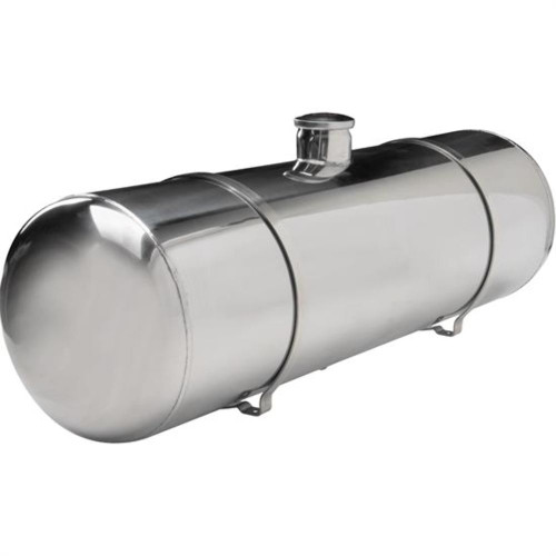 "00-3887-0 S/S GAS TANK, 10"" X 33"", CENTER FILL, 10.7 GALLON"