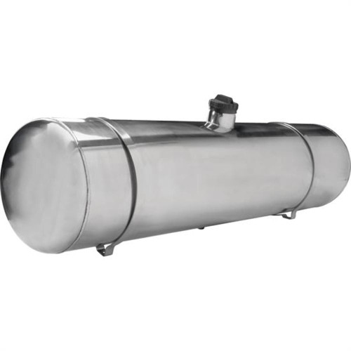 "00-3888-0 S/S GAS TANK, 10"" X 40"", CENTER FILL, 13 GALLON"