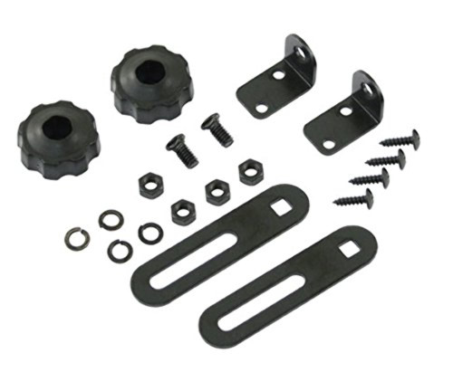 Empi 00-4580-7 VW Bug, Beetle, Replacement Hardware Kit Only for 4580