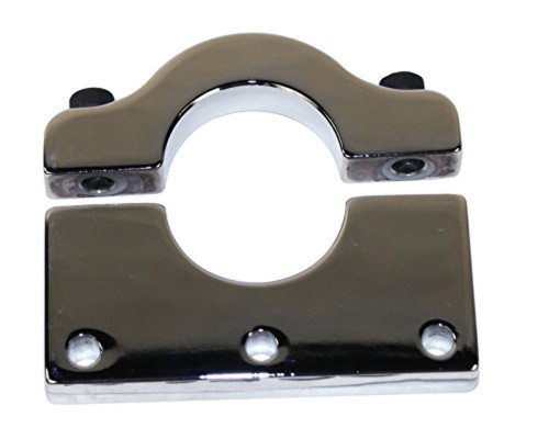 "1-1/2"" BILLET SIDE DRILLED BRACKET, dune buggy vw baja bug"