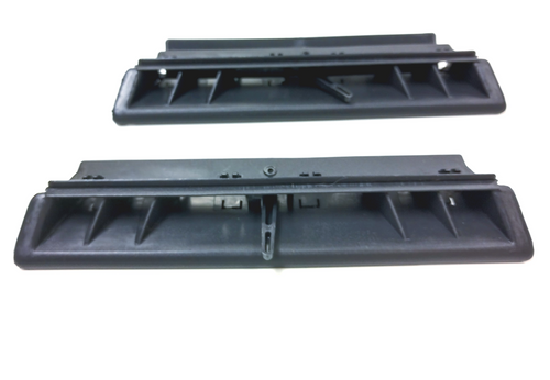 Dash Side Vents, Left & Right Side, Pair, For VW Type 1 Bug 1971-77,  113819635A