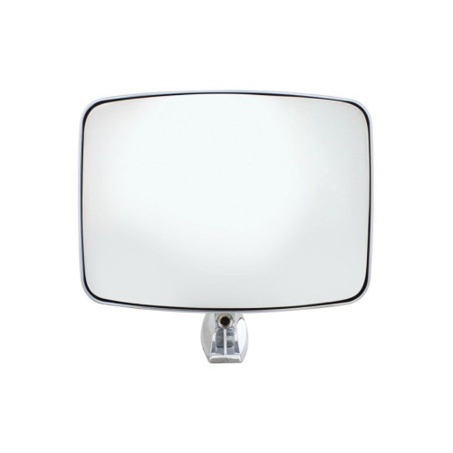 Convex Exterior Mirror, Passenger Side, Compatible with Chevy/GMC Truck 1973-87