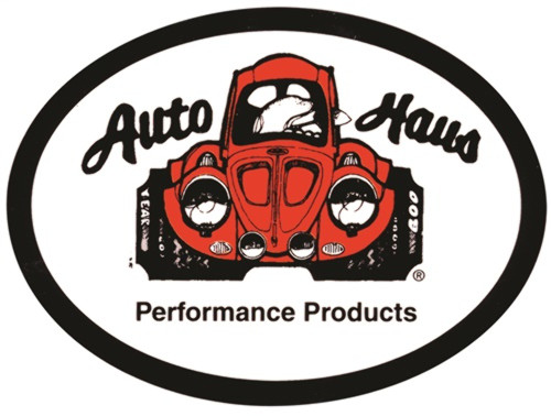 15-4046-0 DECAL, AUTO-HAUS LOGO/100