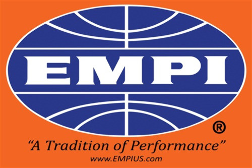 "00-9870-0 EMPI BANNER,ORANGE & BLUE 36""X24"",EA"