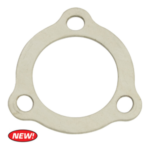 3 Bolt Muffler Flange Gasket, 52.45mm I.D., Pack of 2, VW Dune Buggy Baja Bug