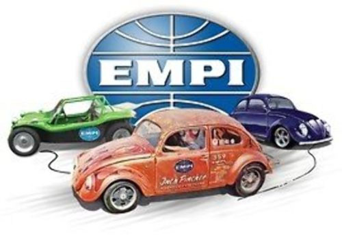 Empi T-Shirt VW Bug Vintage Beetle Inch-Pincher 100% Cotton, Small  15-4047