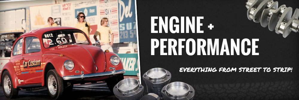Engine Performance. Everything from street to strip.