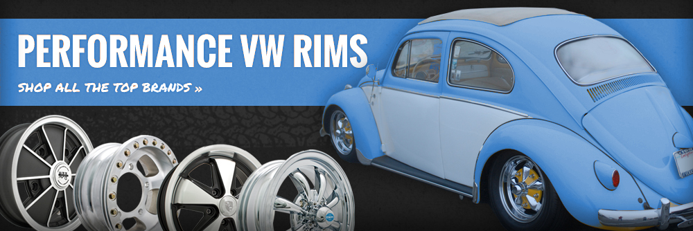 Performance VW Rims. Shop All The Top Brands