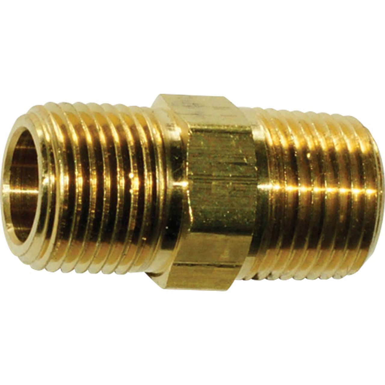 YHMY Tube Connector 10pcs 1//8 1//4 3//8 1//2 3//4 BSP Female Thread Brass Pipe Hex Head Brass End Cap Plug Fitting Coupler Connector Adapter Drip Irrigation Fittings Kit Thread Specification : 14