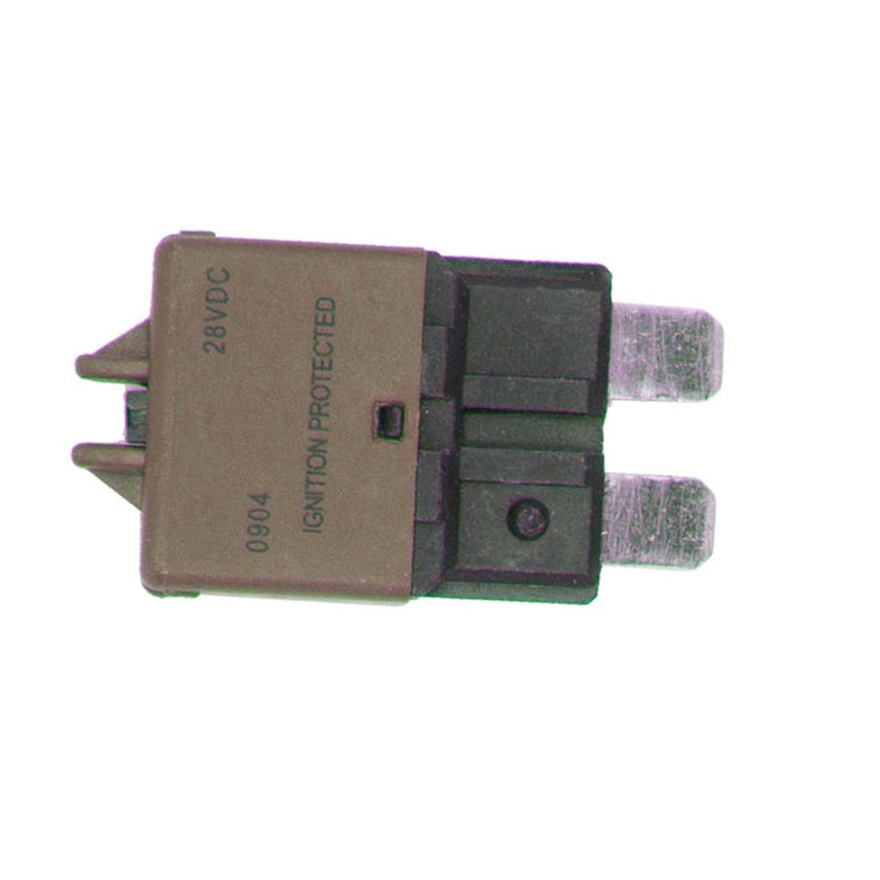 Buss 5 Amp Low Profile ATC//ATO Manual Reset Circuit Breaker