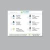 Prescription Pads/small- 25 sheets per pad - Qty 10