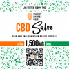 CBD Topical Salve 1500 mg