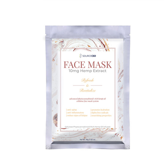CBD Face Mask Skincare