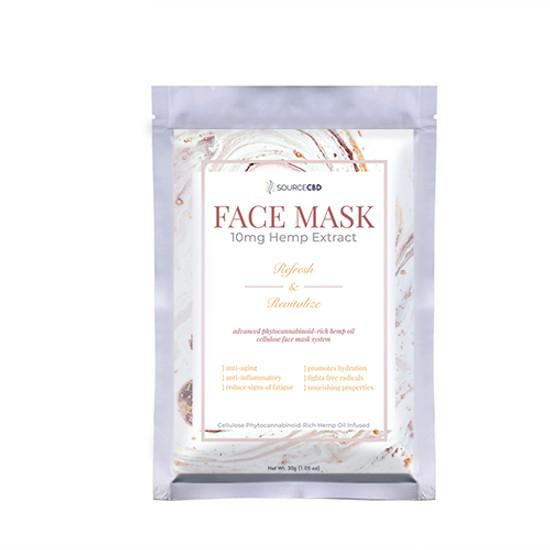 CBD Face Mask Skincare