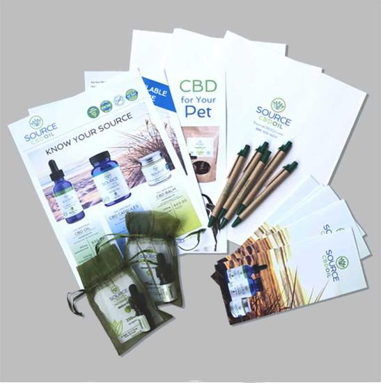 Rep Sales Kit - Qty 1 Marketing Materials