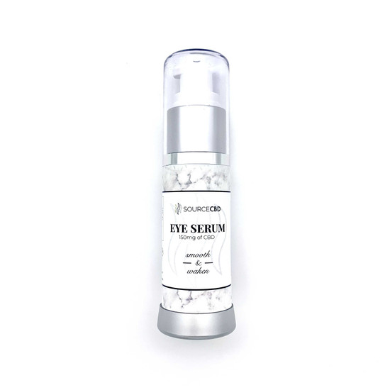 CBD Infused Eye Serum 150 mg CBD Skincare