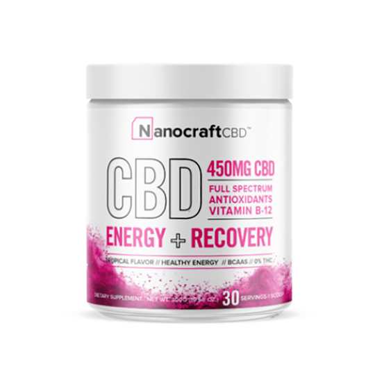Energy + Recovery Powder