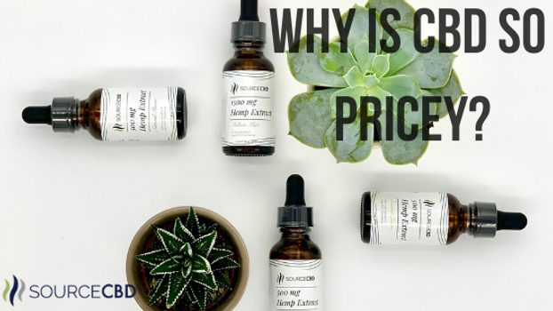 Why is CBD so Expensive And Is It Worth It?