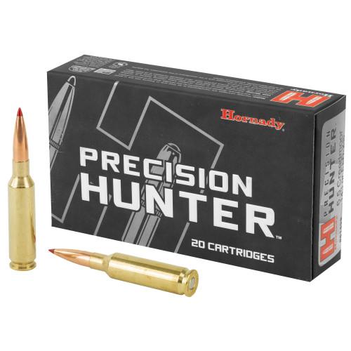 Hornady Precision 6.5 Creedmoor 143gr 20Rd Box