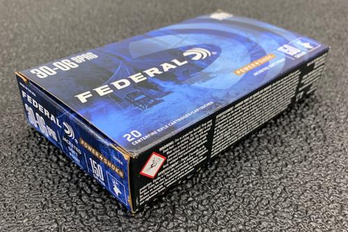 Federal 30-06 SPRG PowerShok 150Gr 20RD