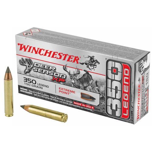 Winchester DS .350 Legend 150Gr, Xtrm Pt, 20Rd Box