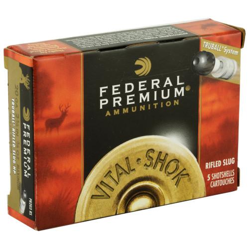 """Federal Prm 20GA, 2.75"""", RS, 5 Rd box"""