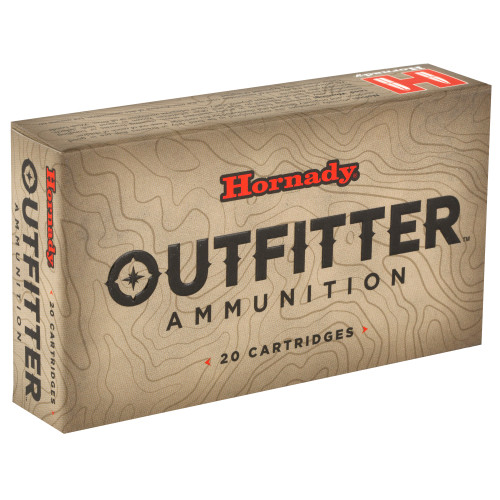 Hornady Outfitter 243Win, 80gr, GMX, nonlead, 20 rd box