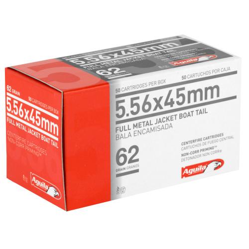 Aguila 556NATO, 62gr, FMJBT, 50 rd box