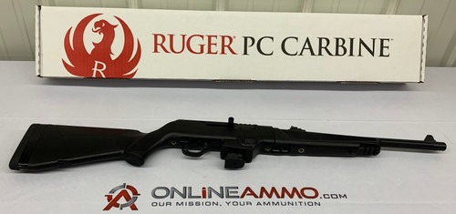 Ruger PC Carbine (9mm Rifle)