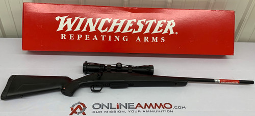 Winchester XPR Scope Combo (350 Legend Rifle)