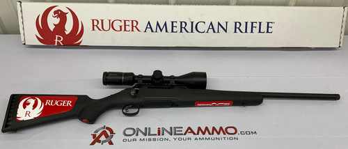 Ruger American (6.5 Creedmoor Rifle)