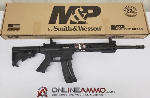 Smith & Wesson M&P 15-22 Sport (22 LR Rifle)