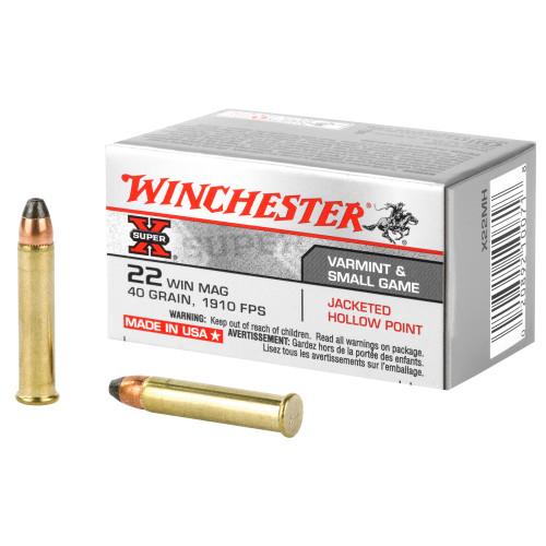 Winchester SX 22LR 40gr 50Rd Box