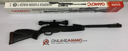 GAMO Whisper Fusion Mach 1 (.177 Airgun)