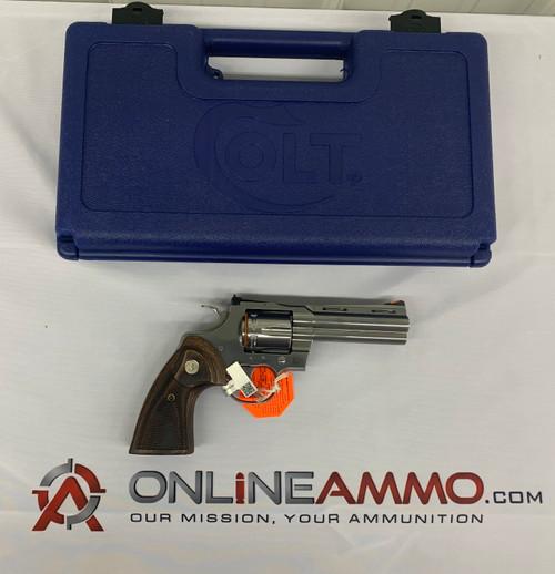 Colt Python (.357 Magnum Revolver)