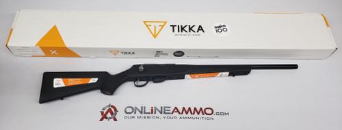 Tikka T1x (17 HMR Rifle)