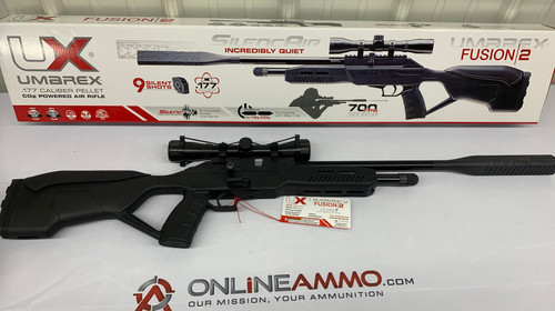 Umarex Fusion 2 (.177 Airgun)