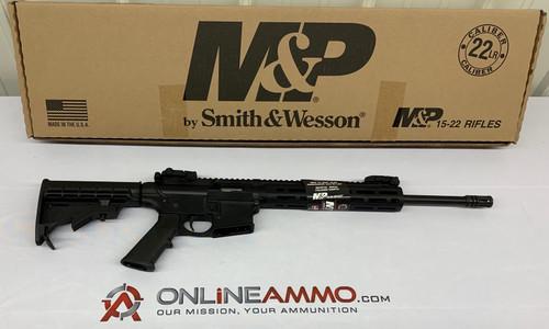 Smith & Wesson M&P 15-22 (22 LR Rifle)